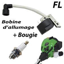 BOBINE d'allumage + bougie  DEBROUSSAILLEUSE TCK  32 CC  DCBT32 DB 1 /2 /3