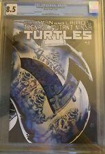 TEENAGE MUTANT NINJA TURTLES #2—2ND PRINTING—CGC 8.5—VERY FINE PLUS—1985