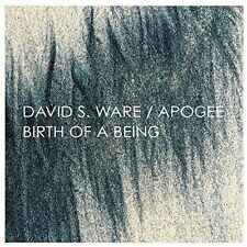 David S. Ware: Apogee / Birth of a Being (New CD, 2015) Ships within 12 hours!!!