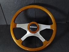 Nissan Holz Lenkrad  schön, vintage, Unikat,
