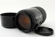 【AS IS】 Minolta AF Zoom 75-300mm f/4.5-5.6 w/ Hood For Sony From JAPAN #001059-H