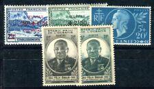 OCEANIE 1944 Yvert 169-171,180-181 ** POSTFRISCH TADELLOS (F3858