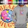 Care Bears Cheer Grumpy Bear Hugs Best Friend Pullover Sweatshirt Hoodie Sweater