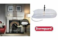 Stormguard Universal Chimney Draught Excluder - Balloon for Chimney sized 10 - 7