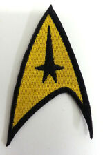 "COMMAND Star Trek Classic Uniform  Insignia 3"" Embroidered Patch (STPA-5004)"