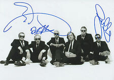 The Pretty Things Autogramme signed 20x30 cm Bild s/w