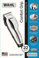 Wahl Comfort Grip Clipper Complete Haircutting Kit