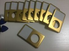 Lot 10X Gold Front Faceplate Housing Cover for iPod 6th Gen Classic 80/120/160Gb