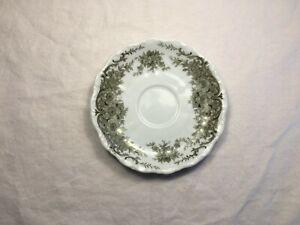 Seltmann Weiden Octa Abstrakt grün Speiseteller DM 26,2 cm