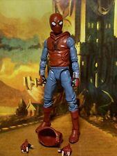 Marvel Legends Spider-Man Homecoming Homemade Suit