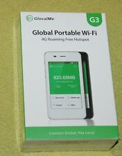 Glocal Me Global Portable WiFi 4G Roaming in OVP Überall 4G Hotspot bis 5 Geräte