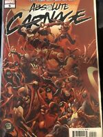 Absolute Carnage #5 (Marvel)Ryan Stegman NM Unread🔑issue