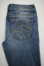 Silver Aiko Bootcut Womens Jeans Sz 27 x 33