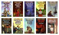NEW Bonnets and Bugles Series Books Gilbert Morris Set of 10 Volumes Paperback