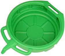 Bandeja Recogedora Verde Vaciado de Anticongelante 17 Litros