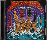 CD METALLICA= HELPING HANDS= LIVE & ACOUSTIC AT THE MASONIC