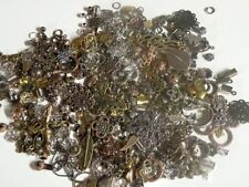 Size Mini Metal Mix Beads Lot Jewelry Making Supplies Read Descr