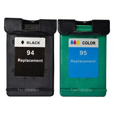 2x Ink Cartridges for HP 94 Black HP 95 Colour PSC 1510 1610 2350 2355 2610 2710