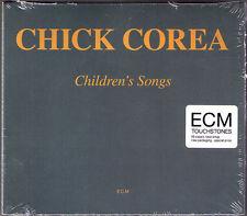 Chick COREA: CHILDREN'S SONGS No.1-20 Addendum Ida Kavafian Fred Sherry ECM CD