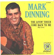 MARK DINNING--PICTURE SLEEVE ONLY--(LOVIN' TOUCH)--PS--PIC--SLV