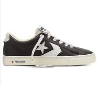 Converse  scarpe uomo pelle Pro Leather Vulc nero sneakers