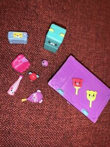 Shopkins Happy Places Mousy Hangout Doll Game room Accessories- Lil Shoppies