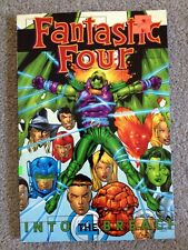 Fantastic Four Into The Breach TPB Marvel Comics