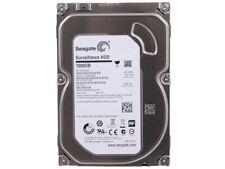 "Seagate Surveillance ST1000VX001 1TB 3.5"" PC DVR CCTV SATA Hard Disk Drive 64MB"