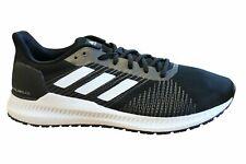 Zapatillas para hombre Adidas Deportes Solar Blaze Negro Blanco Zapatos Con Cordones Correr G27775