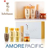 [ AMORE PACIFIC Sulwhasoo Basic Set ] Anti-Aging Moisturizer Korean Cosmetics