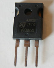 STW20NM50 Original ST Microelectronics W20NM50 Power MOSFET New