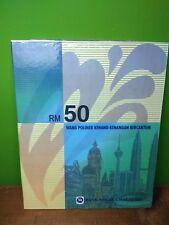 RM50 x3 Sukom polymer uncut UNC (with folder)