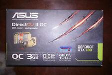 Asus DirectCU II GTX 780 OC 3GB