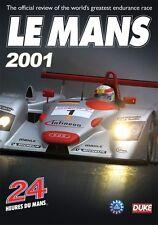 Le Mans 2001 - Official review (New DVD) 24 Hour Endurance race