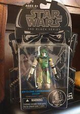 Star Wars The Black Series! New #13 Clone Commander Doom Action Figure!