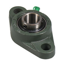 "UCFL207-20 1-1/4"" 2 Bolt Flange Block Mounted Bearing Unit"