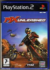 PS2 MX Unleashed, ( 2004 ) UK Pal, Brand New & Sony Factory Sealed