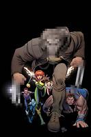 X-MEN BLUE #5 ARTHUR ADAMS COVER CYCLOPS JEAN GREY WOLVERINE? MARVEL COMICS
