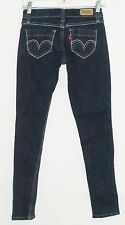 LEVI'S 524 Too Superlow Skinny Jeans Size 3 S