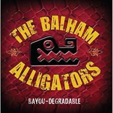 The Balham Alligators - Bayou-Degradable (NEW 2CD)