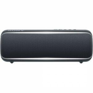 Sony Wireless Portable Speaker SRS-XB22 Bluetooth Black WaterProof With Tracking