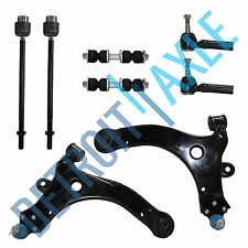 Venture Silhouette Montana Lower Control Arm Ball Joint Tierod Sway Bar Kit