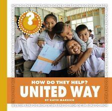 UNITED WAY - MARSICO, KATIE - NEW PAPERBACK BOOK
