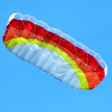 AQUILONE DA TRAZIONE SKY CHEETAH 1.85 power kite Vela a due cavi acrobatica