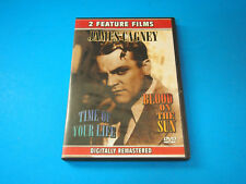 JAMES CAGNEY -  BLOOD ON THE SUN & TIME OF YOUR LIFE  DVD