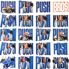 BROS ‎- Push (LP) (EX/VG)
