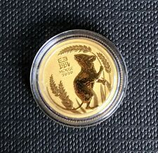 1/10 oz 2020 Year of the Mouse Gold bullion coin