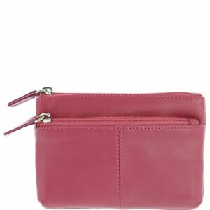 GABEE Jas Leather Coin Purse  Accessories
