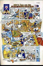 Iglo-- Käptn IGLO und der Magnetberg--Comic  --Werbung von 1990--
