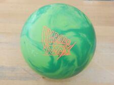 """NIB 14# Storm Hyroad Max Bowling Ball w/Specs of 14.4/3-3.5"""" Pin/2.98oz TW"""